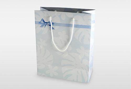 Paper Shopper Bag